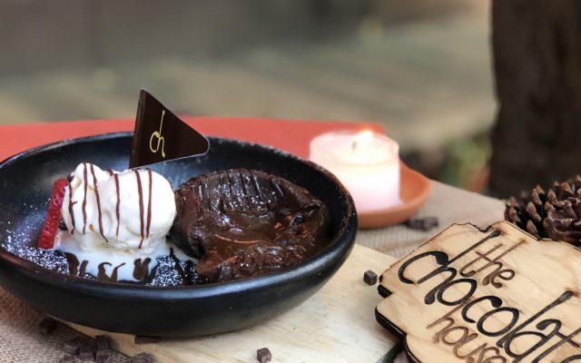 Volcán de Chocolate The Chocolate House